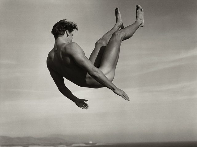 Bruce Weber, Rick Arango, Point Conception Beach, Santa Barbara