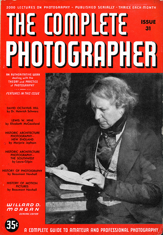 Cover, Issue 31