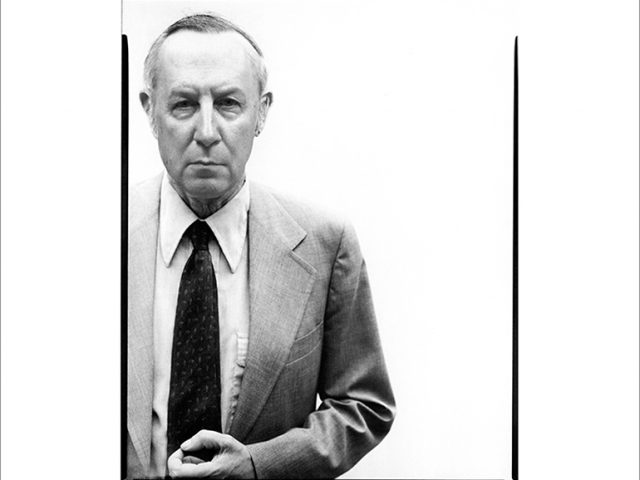 Chuck Samuels, After Avedon/Burroughs