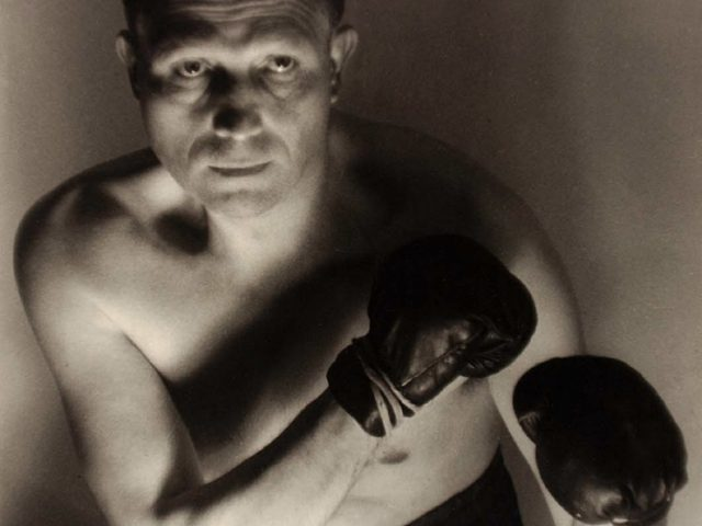 Victor Guidalevitch, Untitled (The Boxer)