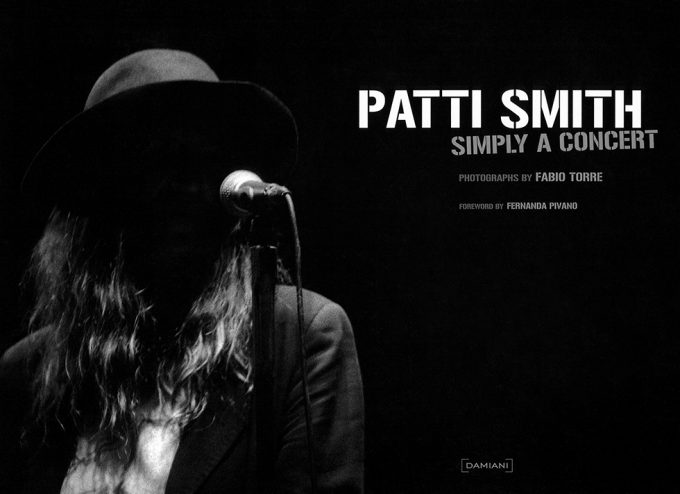 Fabio Torre, Patti Smith: Simply a Concert