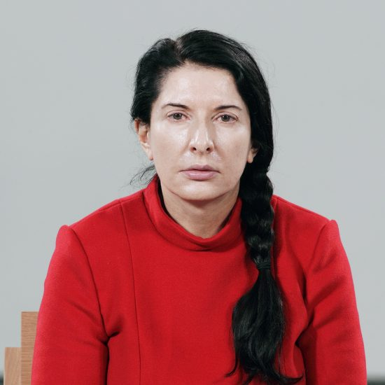 Marco Anelli | Portraits in the Presence of Marina Abramovic