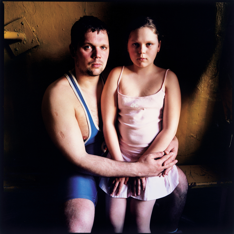 Andjey and his Daughter