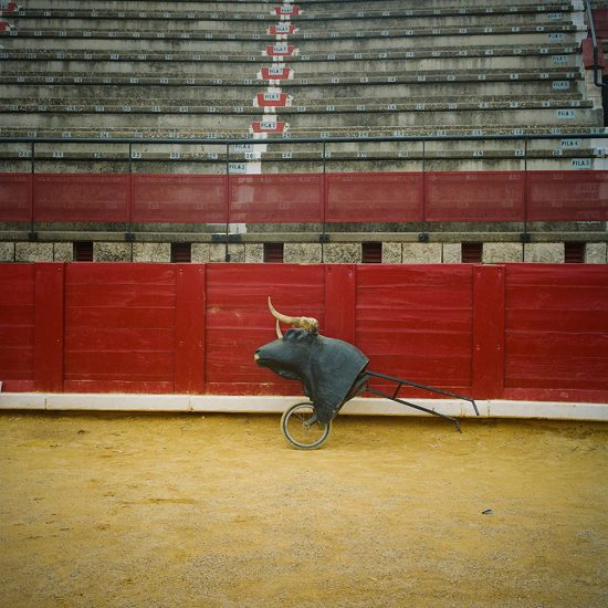 Michal Chelbin, Fake Bull, Spain