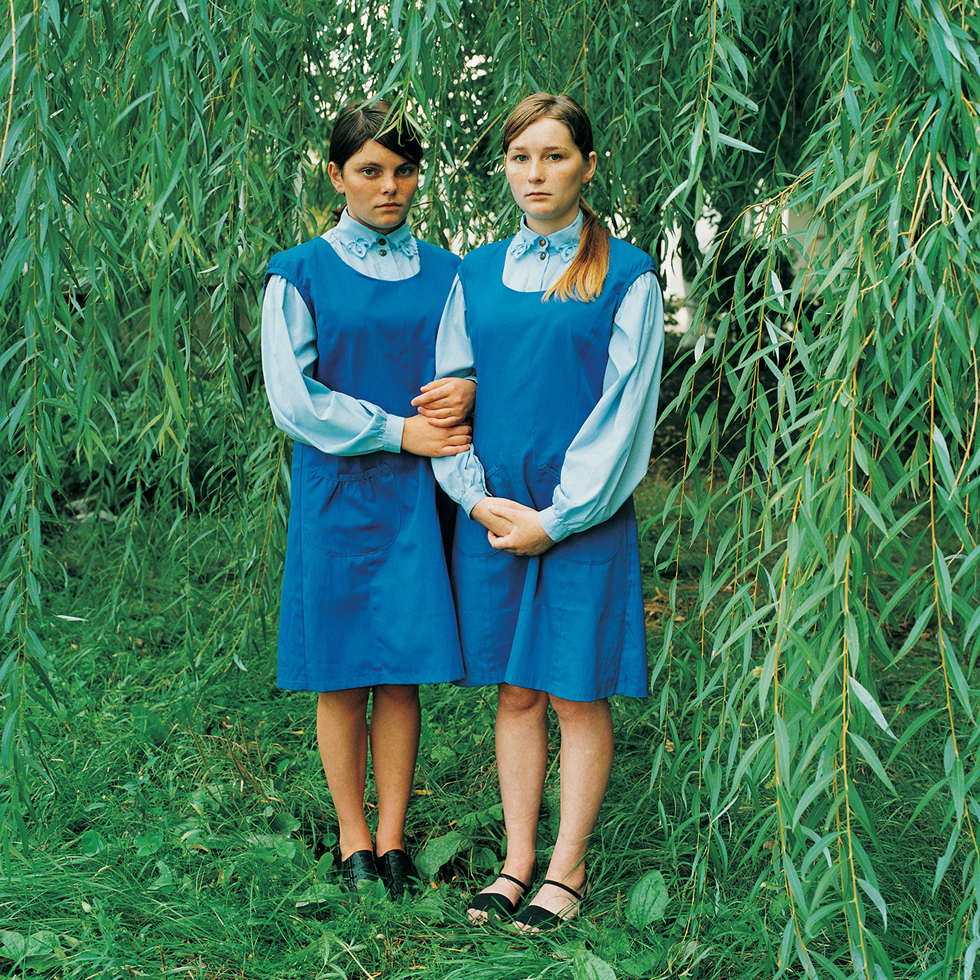 Katya and Dasha (Sisters, Sentenced for Theft. Caught Stealing together with their Parents): Juvenile Prison for Girls