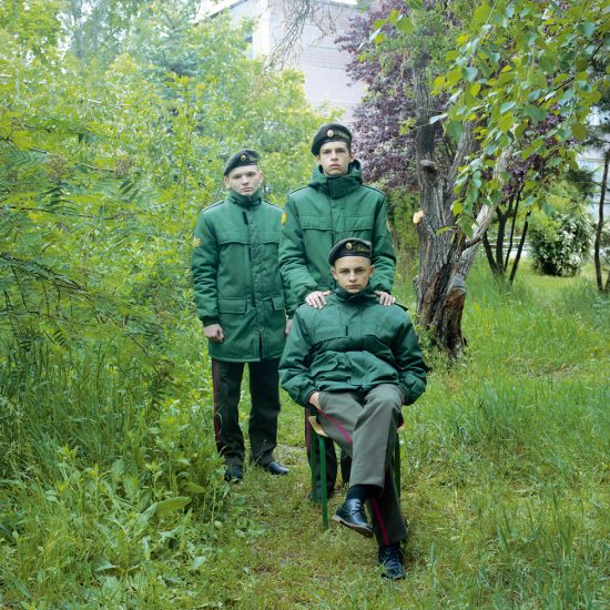 Michal Chelbin, Three Cadets, Ukraine 2017