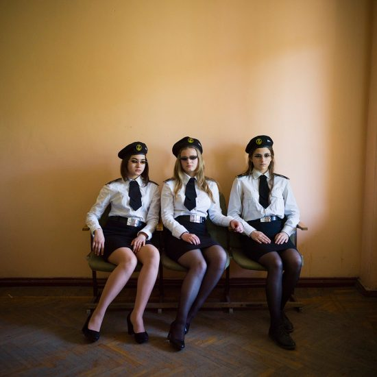 Michal Chelbin, Three Cadets, Ukraine