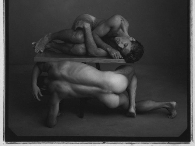 Annie Leibovitz, Two Men