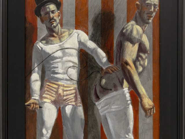 Mark Beard, Bruce Sargeant (1898 - 1938), Ringleader Disciplines his Pupil