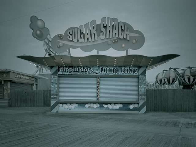 Michael Massaia, Sugar Shack, Wildwood, 2020