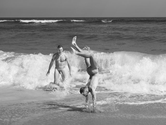 Ken Gruenholtz, Untitled, Cherry Grove, Fire Island, NY
