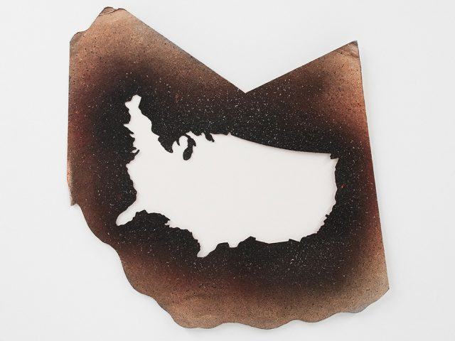 Jane Bauman, Backwards America (II)