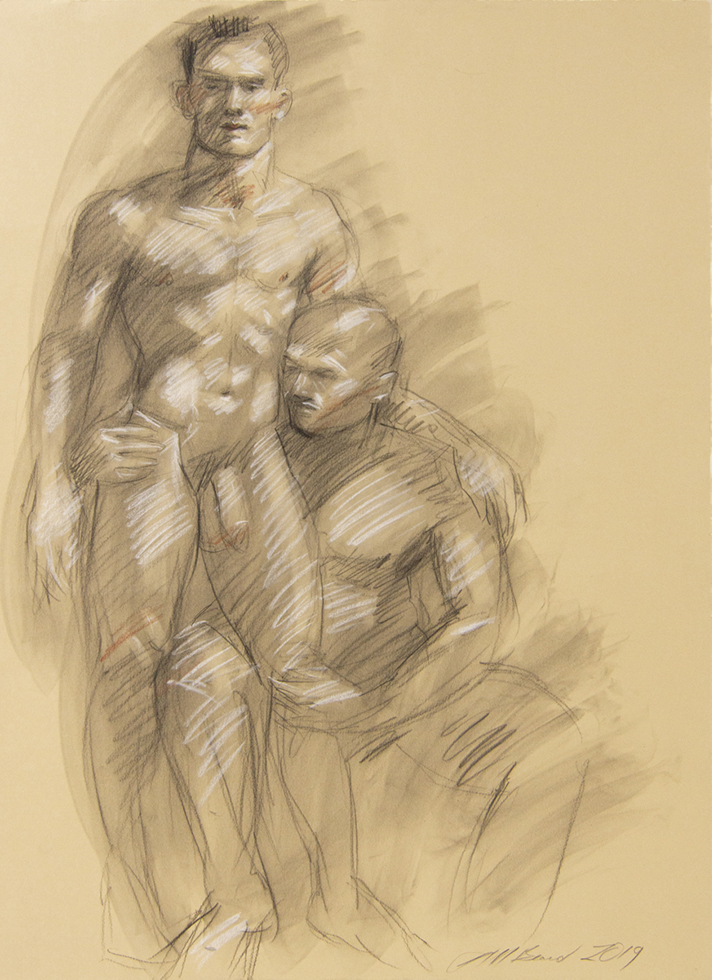 Untitled (Two Nudes)