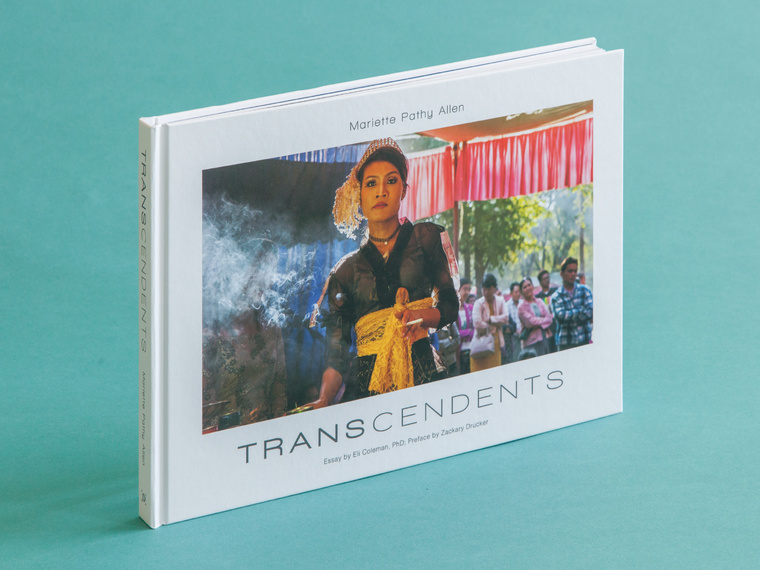 Mariette Pathy Allen |  Transcendents: Spirit Mediums in Burma and Thailand