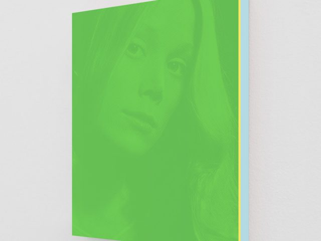 Daniel Handal, Sissy Spacek as Carrie (Electric Lime), 2020