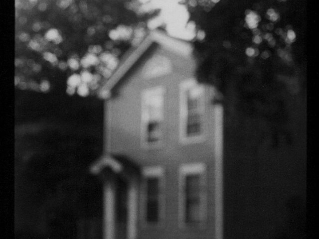 David Armstrong, House on Edgewood Street