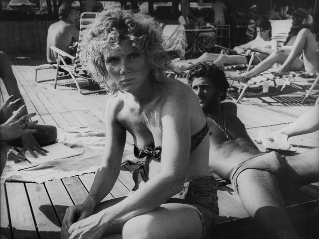 David Armstrong, Sharon at the Boatslip, Provincetown, 1976