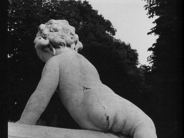 David Armstrong, Statue at Sans Souci