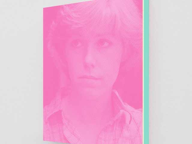 Daniel Handal, Adrienne King as Alice (Rhodamine Red), 2020