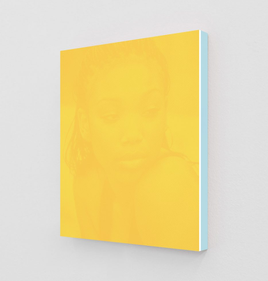 Brandy Norwood as Karla (Acid Yellow)
