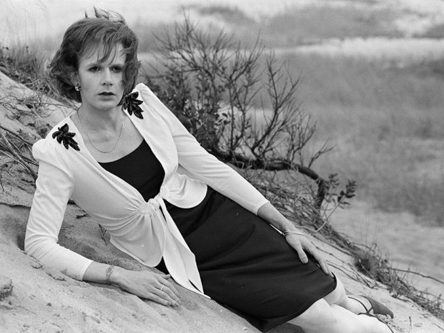 Mariette Pathy Allen_Jane Posing on the Dunes, Provincetown, MA_Transformations_012