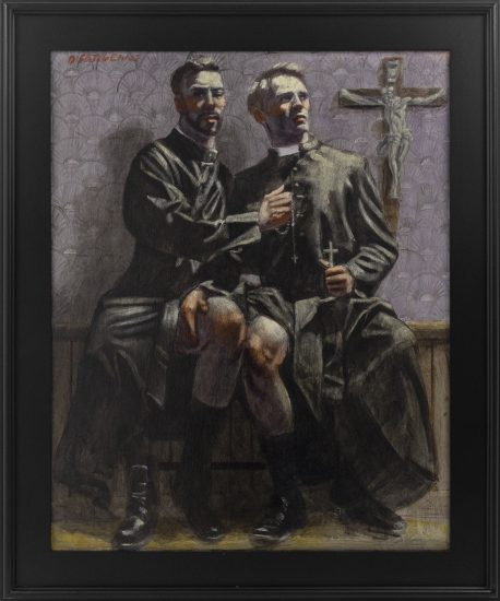 Mark Beard_[Bruce Sargeant (1898-1938)]_two_priests