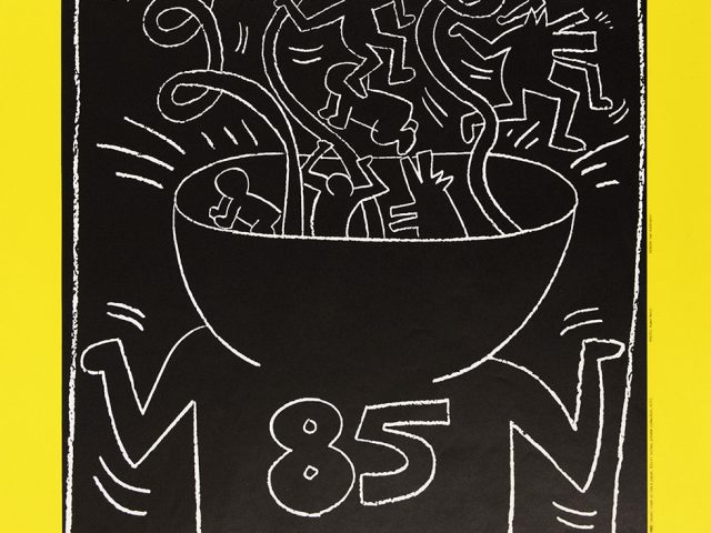 Keith Haring, Future Primeval