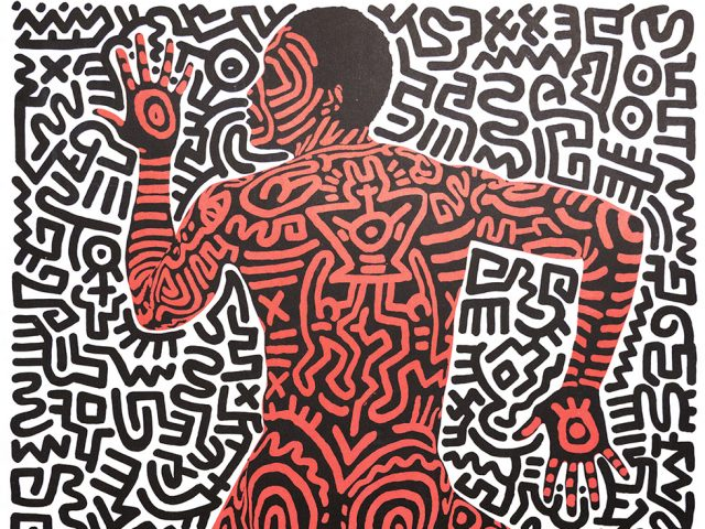 Keith Haring, Into 8