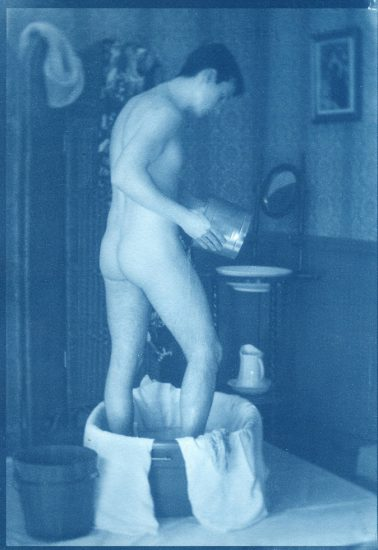 Curtice Taylor, Bather