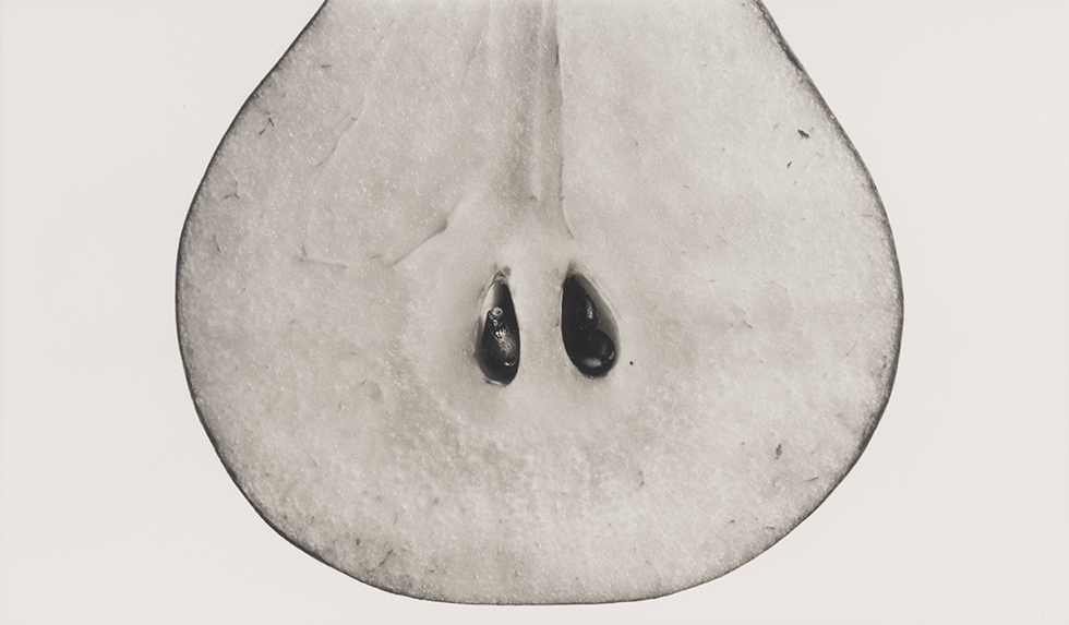 Pear with Seeds