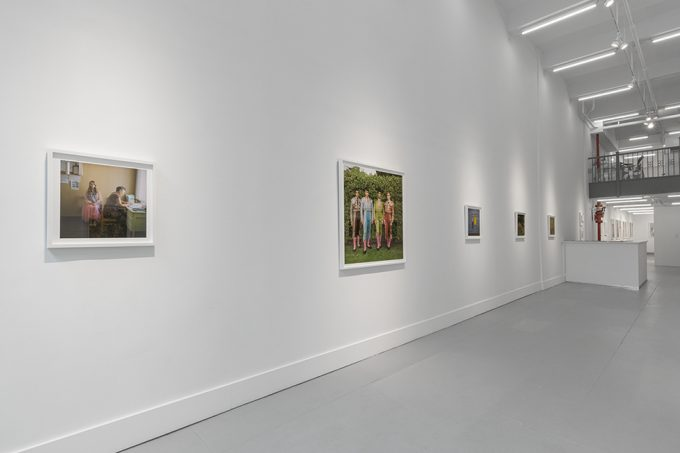 Michal Chelbin, How to Dance the Waltz, Installation Image 1