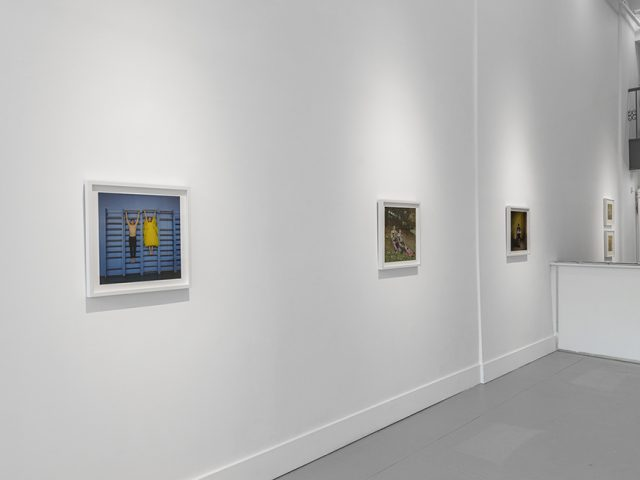 Michal Chelbin, How to Dance the Waltz, Installation Image 7
