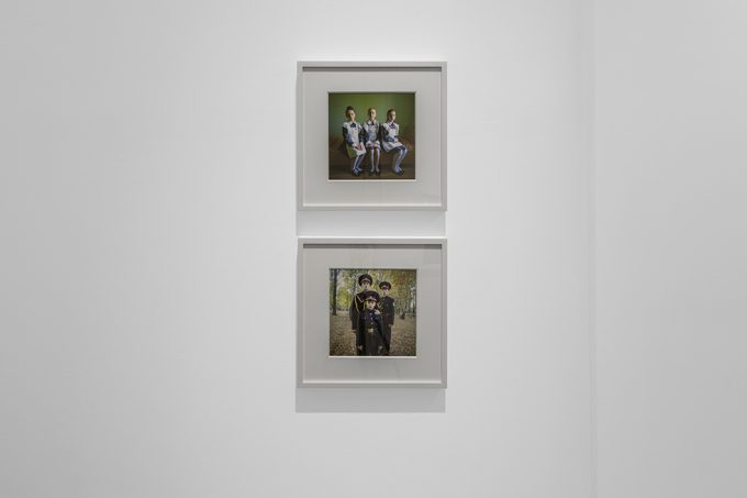 Michal Chelbin, How to Dance the Waltz, Installation Image 6