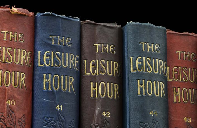 Mickey Smith, The Leisure Hour