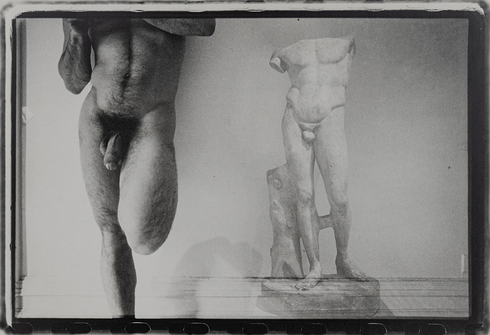 Men with the Tenderest Flesh Are Made of Marble