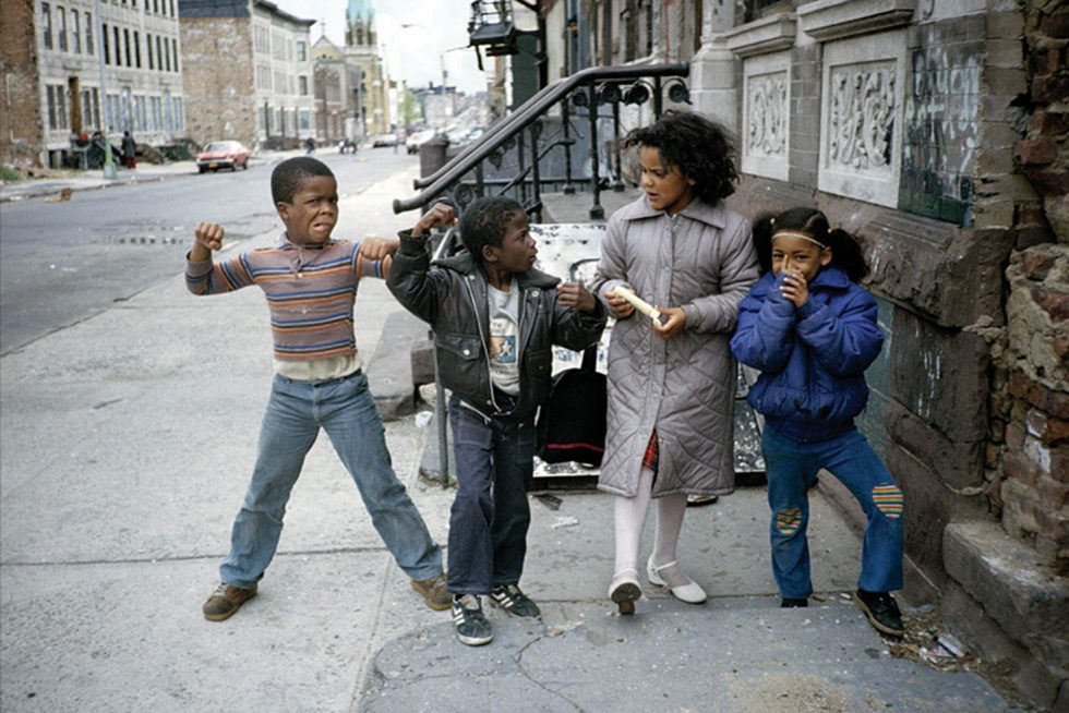 Muscle Boy and The Little Rascals of Palmetto Street