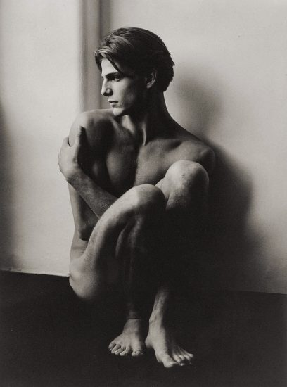 Herb Ritts, Stephano Seated