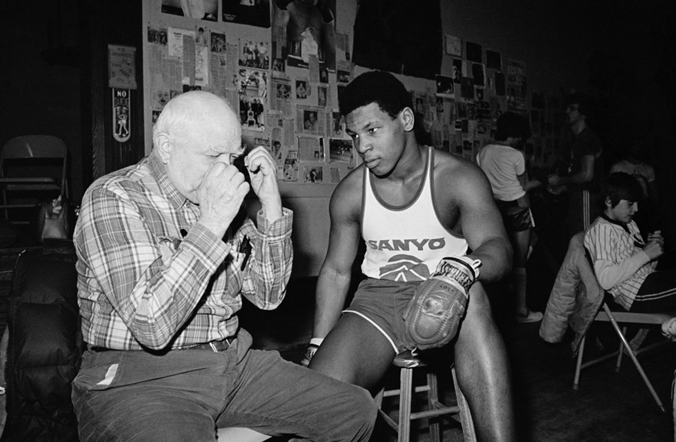 Untitled (D'Amato and Tyson)