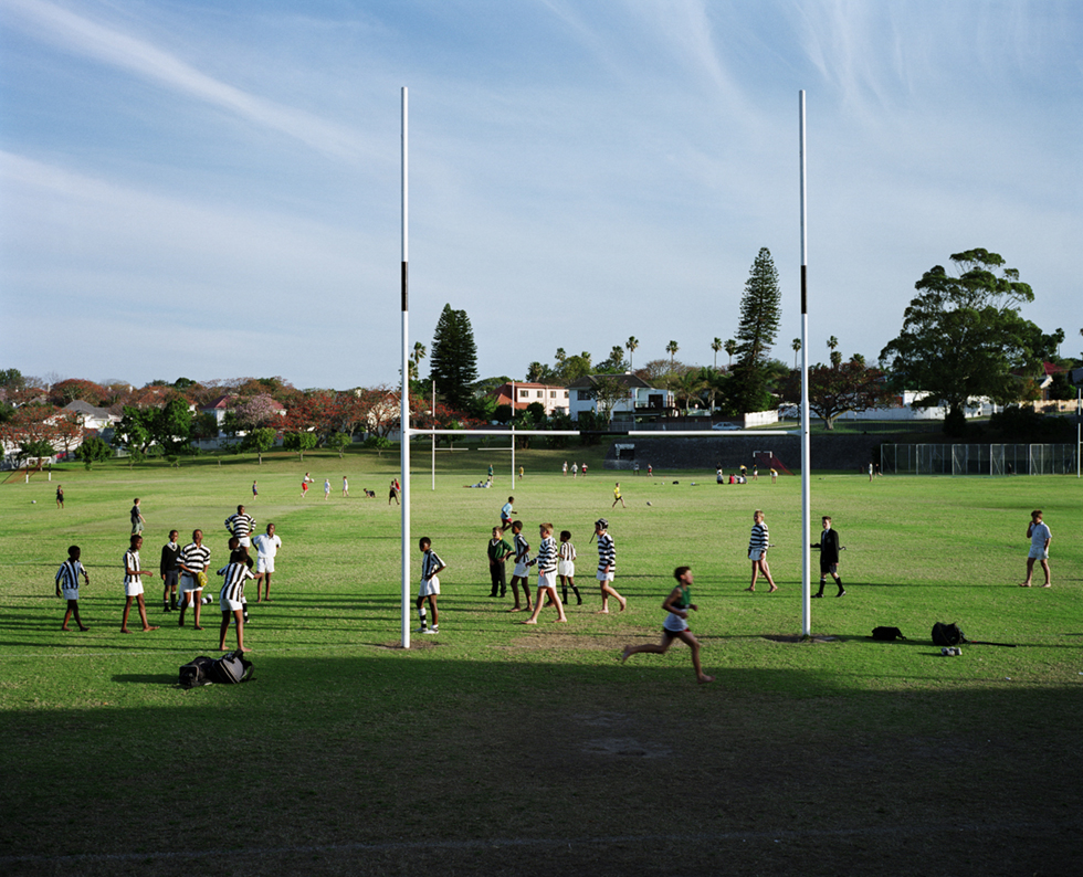 Soccer and Rugby