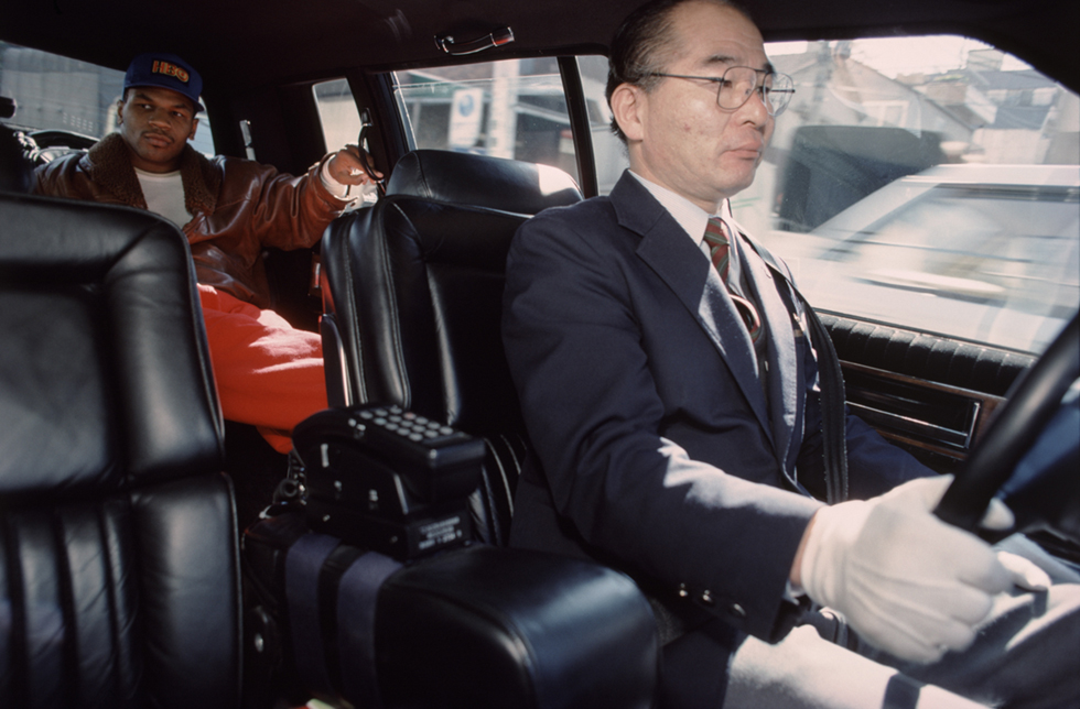 Untitled (Tokyo Taxi)