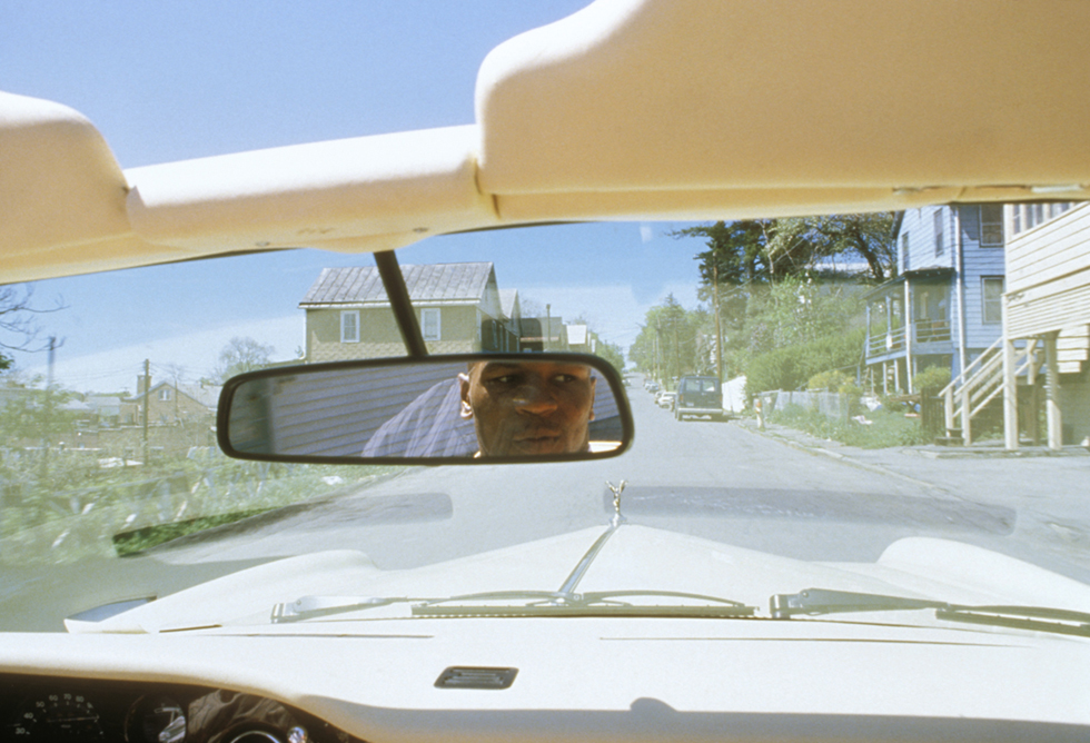 Untitled (Driving in Catskill)