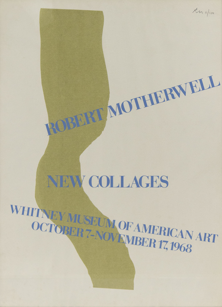 Whitney Museum Poster